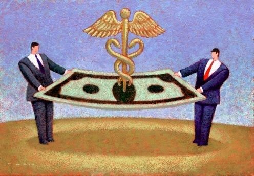 Medical practice sale