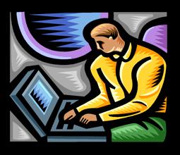 Computer patient