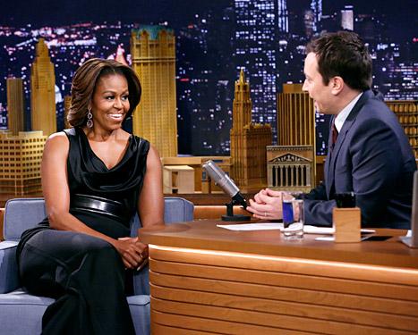 Obama Tonight Show