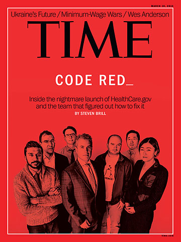 Time healthcare.gov