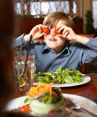 kids restaurant