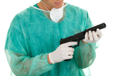guns doctors