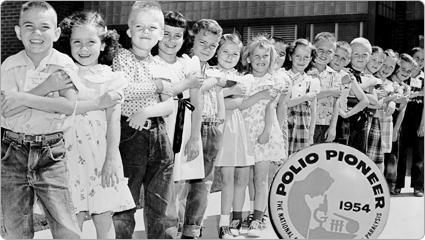 polio kids