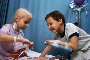 pediatric cancer