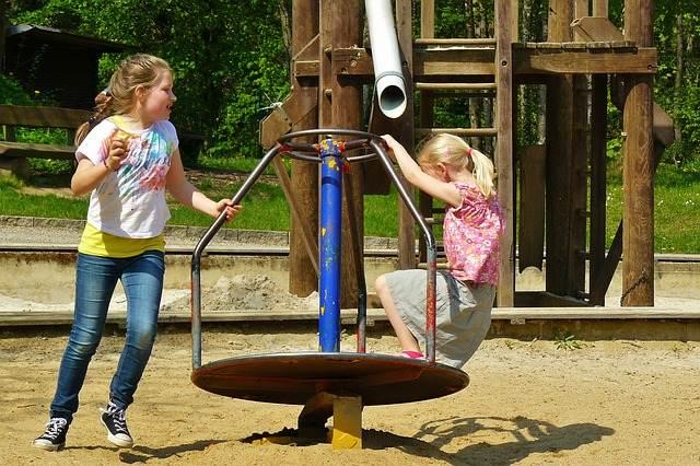 kids recess