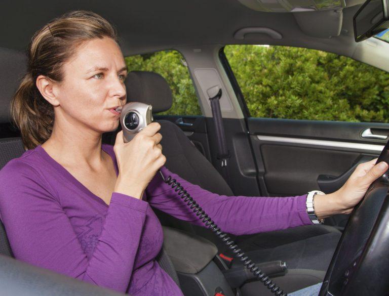 breathalyzer ignition